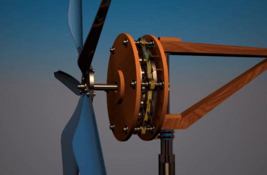 Генераторы для ветроустановок