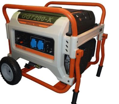 газовый генератор Воздушное охлаждение