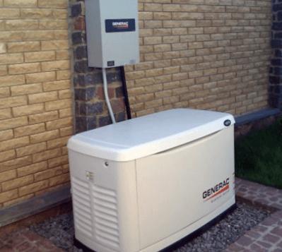 газовый генератор Водяное охлаждение