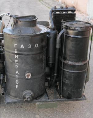 Самостоятельное изготовление газового генератора