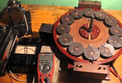 генератор адамса