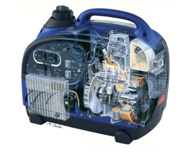 инверторные генераторы