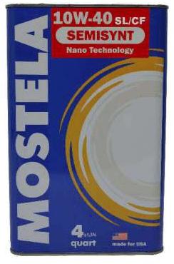 Mostela 10W-40