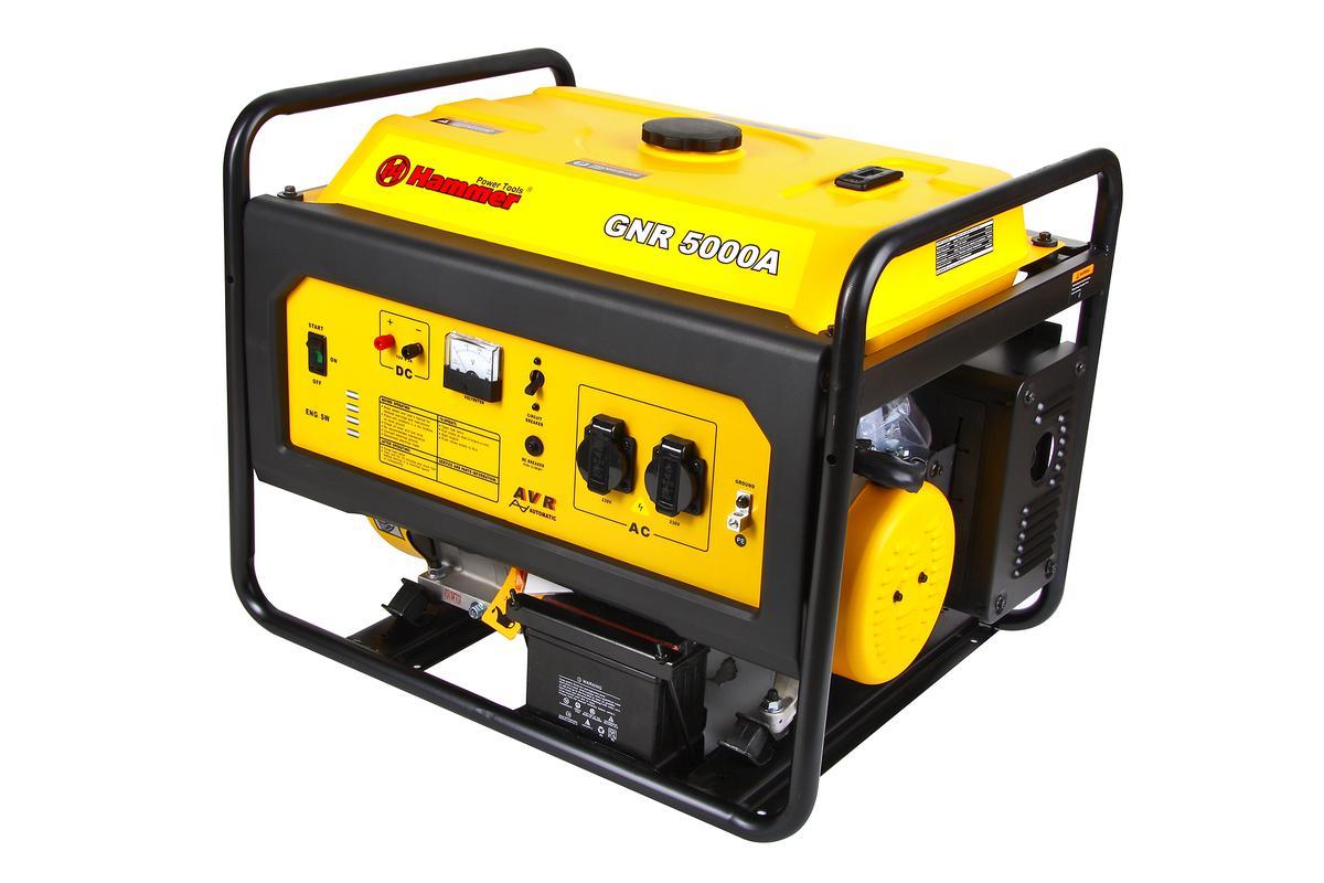 Дизельные бензиновые и другие типы генераторов