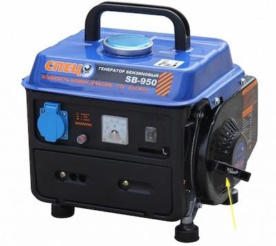 Переносной генератор