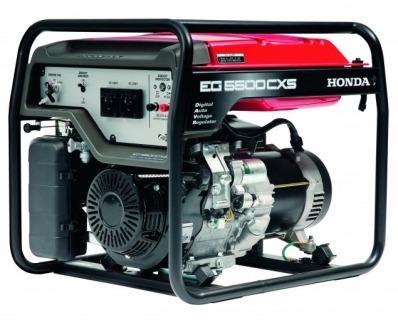 Хонда EG 5500CXS