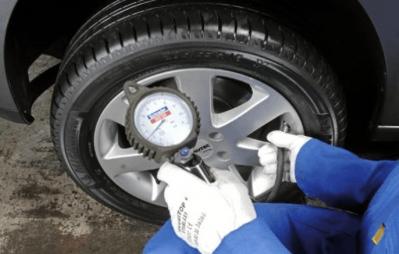 контроля давления в шинах авто