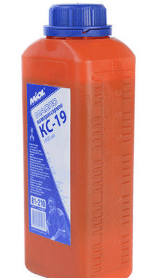 Масло компрессорное Ариан КС-19