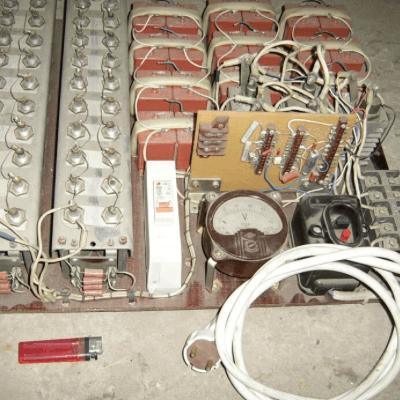 Электрогенератор своими руками