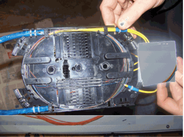 Сварка оптических волокон