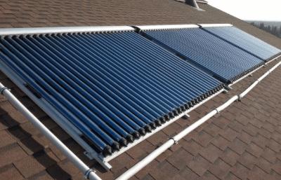 солнечные коллекторы для отопления дома