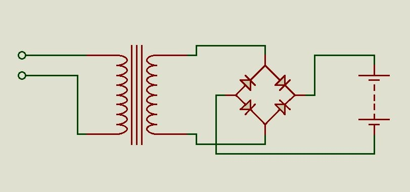 Зарядное устройство аккумулятора своими руками 17