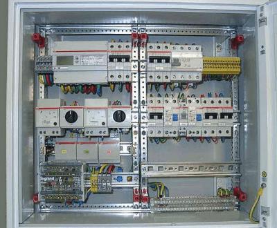 распределительных электрических шкафов
