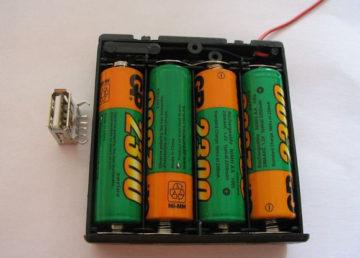 Зарядное устройство на 3 вольта своими руками