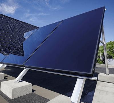 солнечный коллектор своими руками