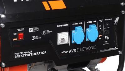 Сварочный инвертор с генератором