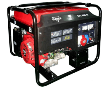 Электрогенераторы хендай бензиновые цена