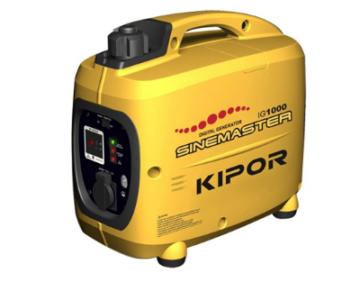 Электрогенератор бензиновый dy3000l huter