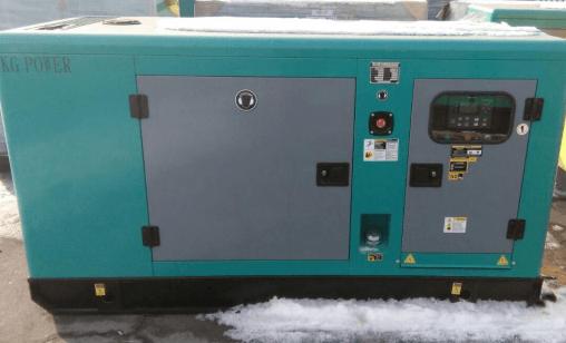 дизель генераторов до 500 кВт
